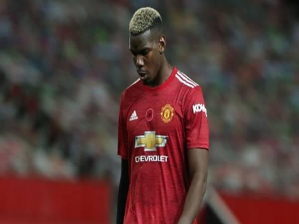 Pogba phải giảm lương nếu muốn sang Real