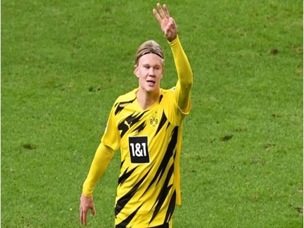 Bóng đá Quốc tế 11/12: Dortmund ra giá khủng cho Haaland