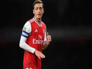 Bóng đá Quốc tế 26/12: Ozil hào hứng với Juventus
