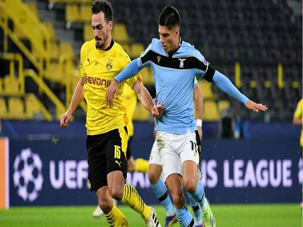 Dortmund đã giành vé vào vòng 1/8 Champions League