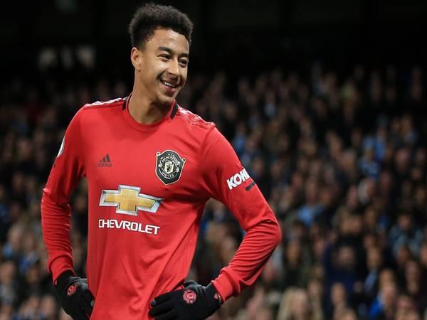 """Man United nhiều khả năng """"tống khứ"""" Lingard vào tháng Giêng."""