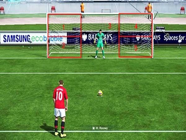 Luật đá Penalty của FIFA