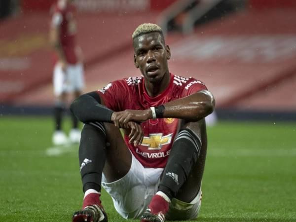 Pogba có tương lai mù mịt ở Man Utd.