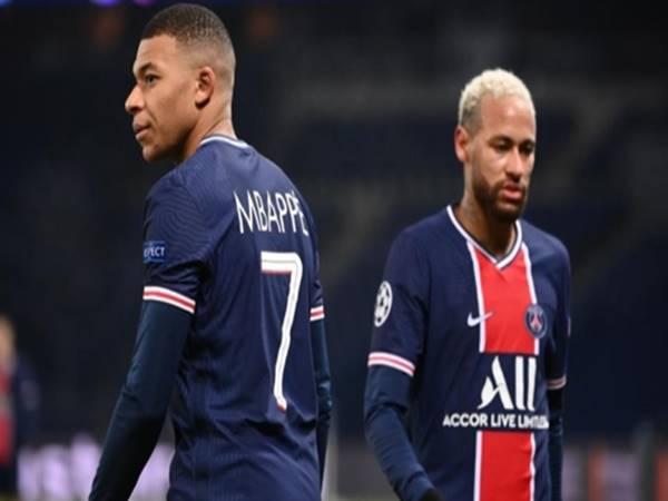 Cả Neymar và Mbappe đều đã nâng tầm PSG.