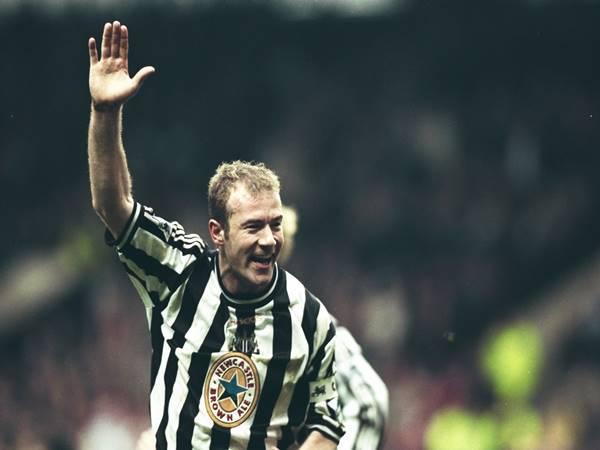 Alan Shearer dẫn đầu Top ghi bàn bóng đá Anh