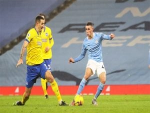 Bóng đá Quốc Tế 14/1: Man City thắng trận thứ 7 liên tiếp