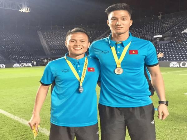Cầu thủ Nguyễn Văn Hoàng