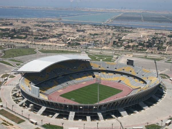 Sân vận động Ai Cập
