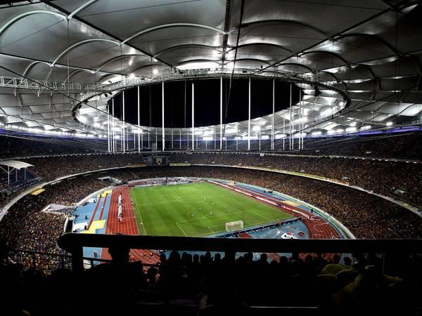 Sân Vận Động Bukit ở Malaysia