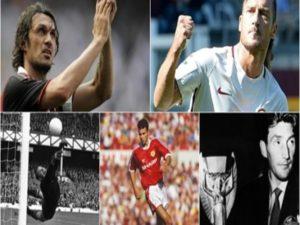 Tổng hợp TOP cầu thủ trung thành nhất làng túc cầu bóng đá