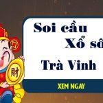 Soi cầu XSTV 18/6/2021 soi cầu bạch thủ xs Trà Vinh