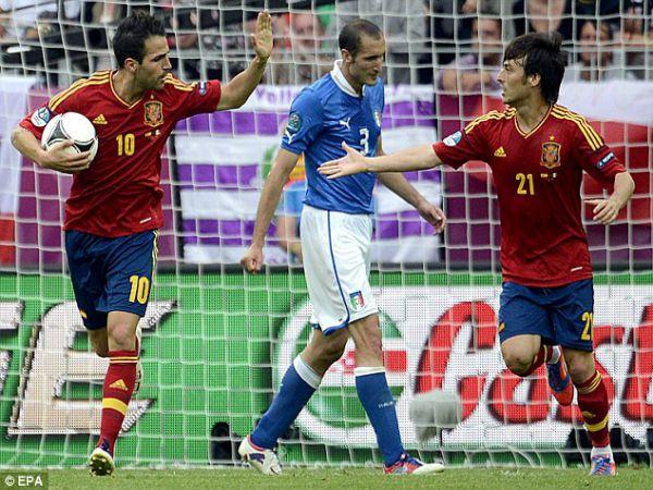 Top 5 trận chung kết Euro kinh điển mãn nhãn người xem