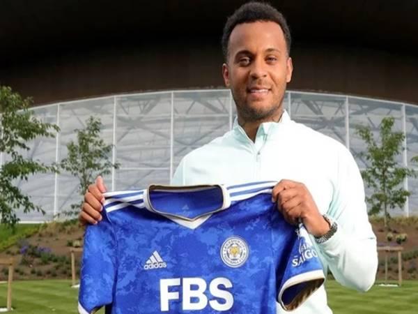 Chuyển nhượng 16/7: CLB Leicester City công bố tân binh thứ 3