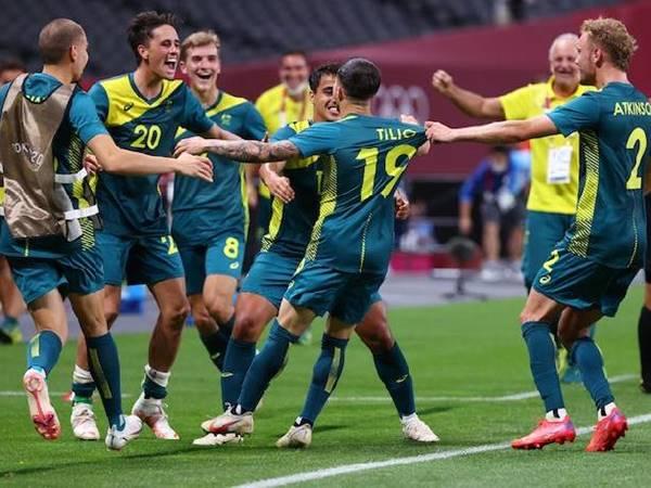 Soi kèo bóng đá U23 Australia vs U23 Ai Cập, 18h00 ngày 28/7