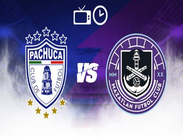 Soi kèo bóng đá Pachuca vs Mazatlan, 07h00 ngày 31/07