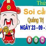 Soi cầu XSQT ngày 23/9/2021 – Soi cầu xổ số Quảng Trị thứ 5
