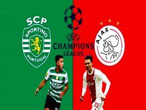 Soi kèo Châu Á Sporting Lisbon vs Ajax, 02h00 ngày 16/9 C1